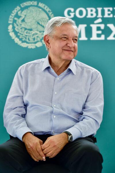 País saldrá adelante asegura AMLO en Aguascalientes