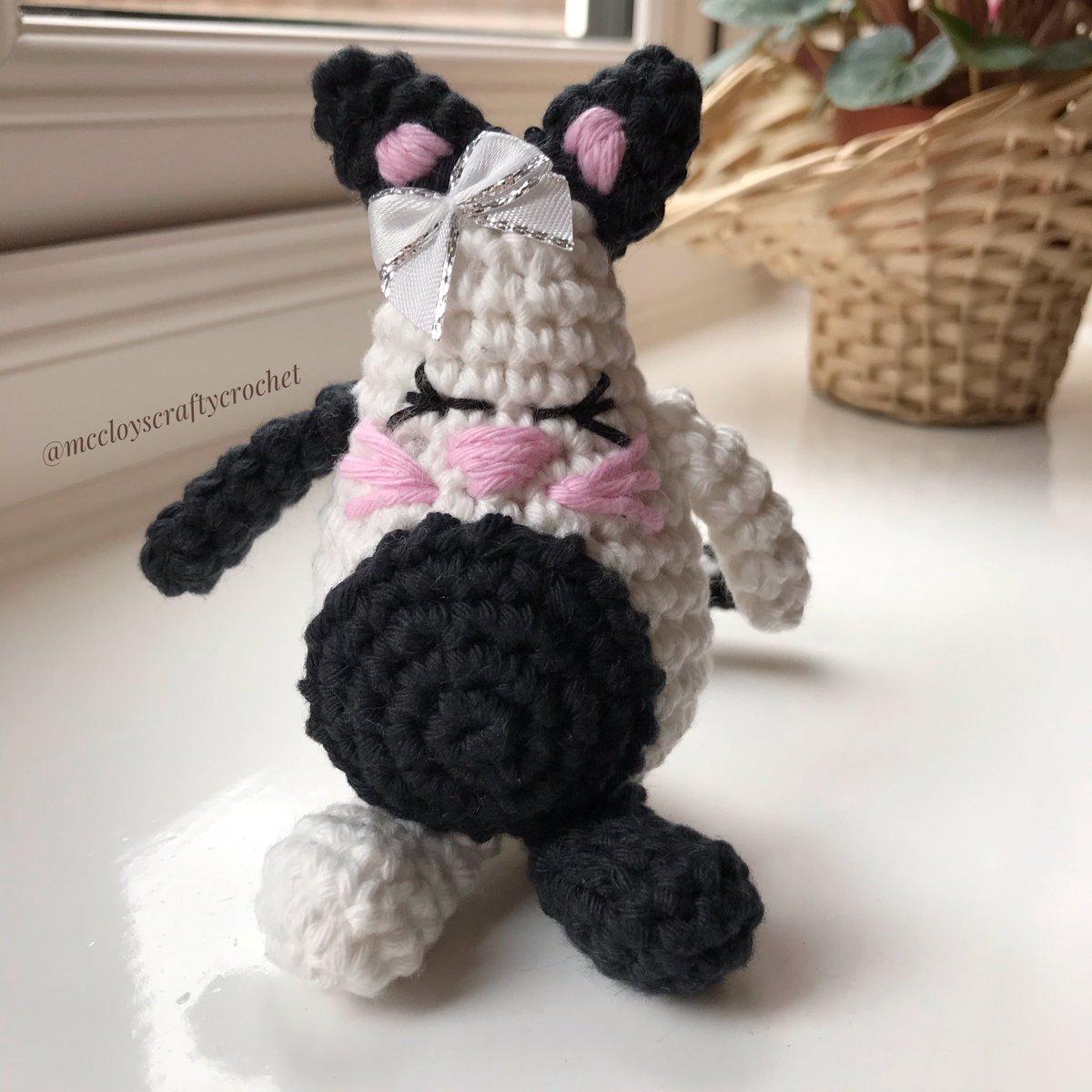 Crochet cat pattern Amigurumi cat pattern Crochet tutorial Toy | Etsy | 1200x1200