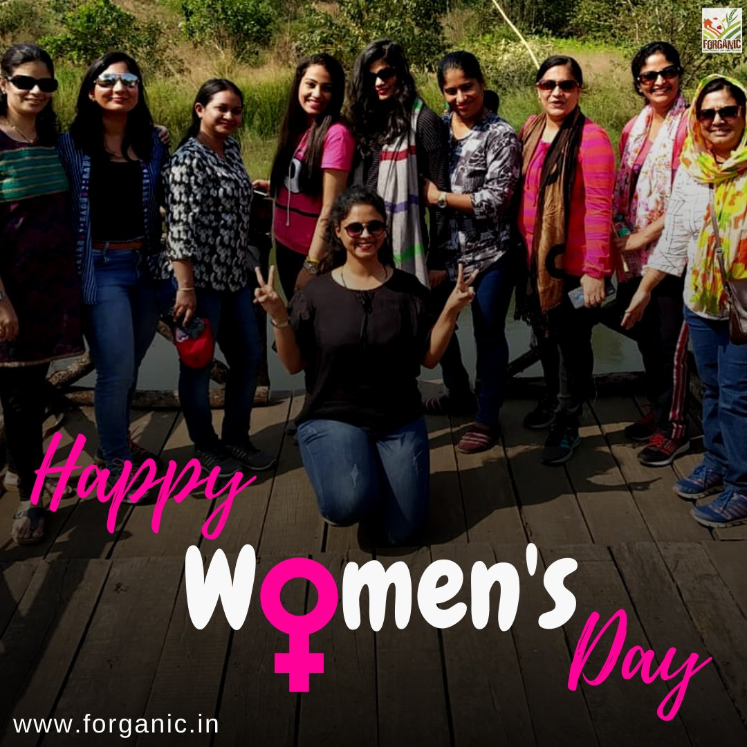 Women are the world's greatest inspiration. Let's celebrate our inspirations and never forget how amazing and wonderful they are. Respect and cherish them every single day. Happy Women's day! https://t.co/nHkCBmHv2G . . . #internationalwomensday #happywomensday #womensday2020 https://t.co/nR8uujKvgq