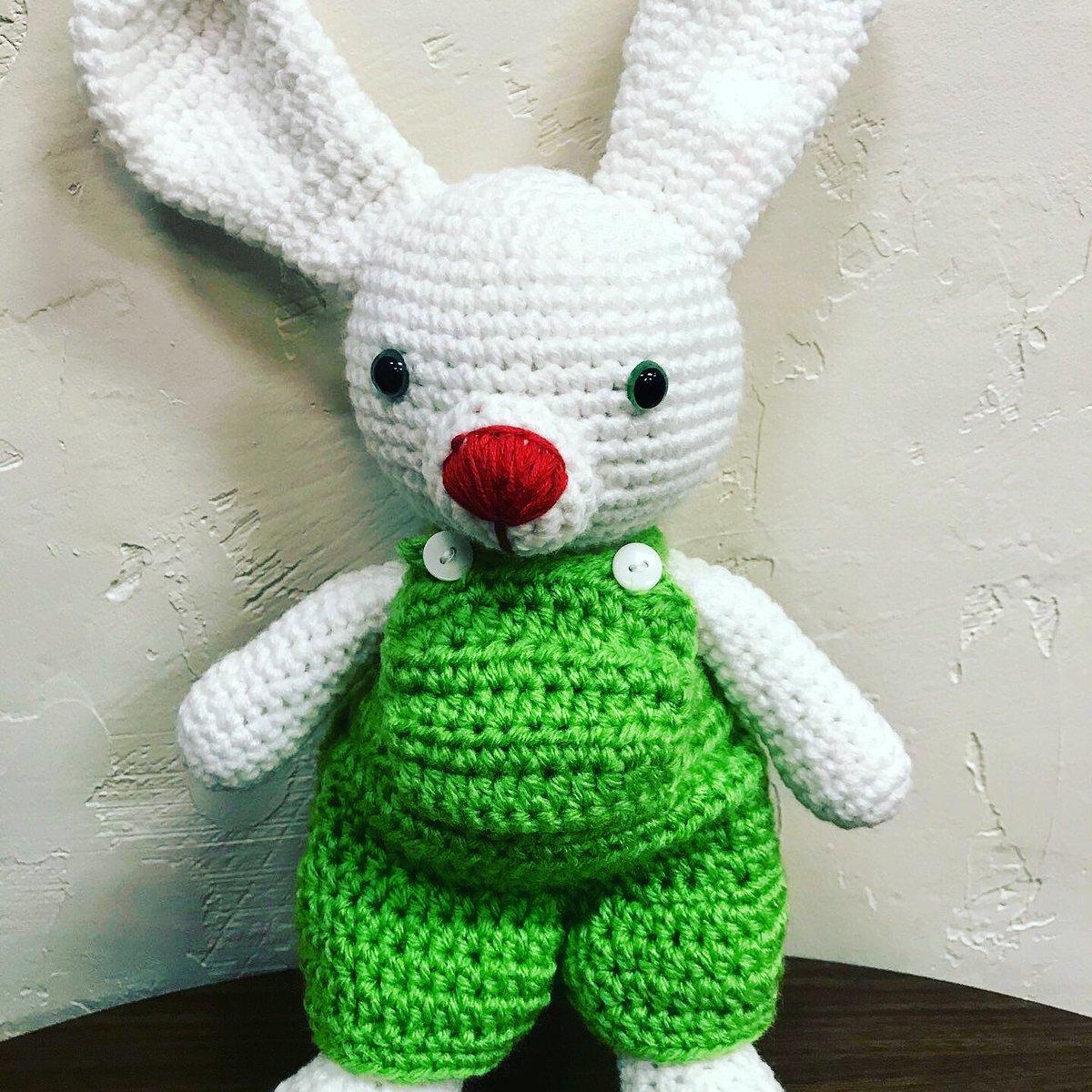 Finse, crochet rabbit pattern | Son's Popkes | 1200x1200