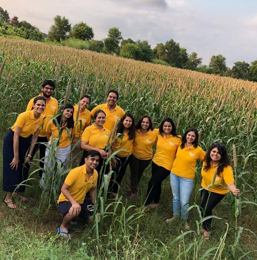 At @SlurrpFarm, we reaffirm our strong commitment to #GenderEquality. All our #womenemployees have access to full & effective participation, equal opportunities for leadership at all levels of #decisionmaking. At #SlurrpFarm, we celebrate #WomenLeadership every day!