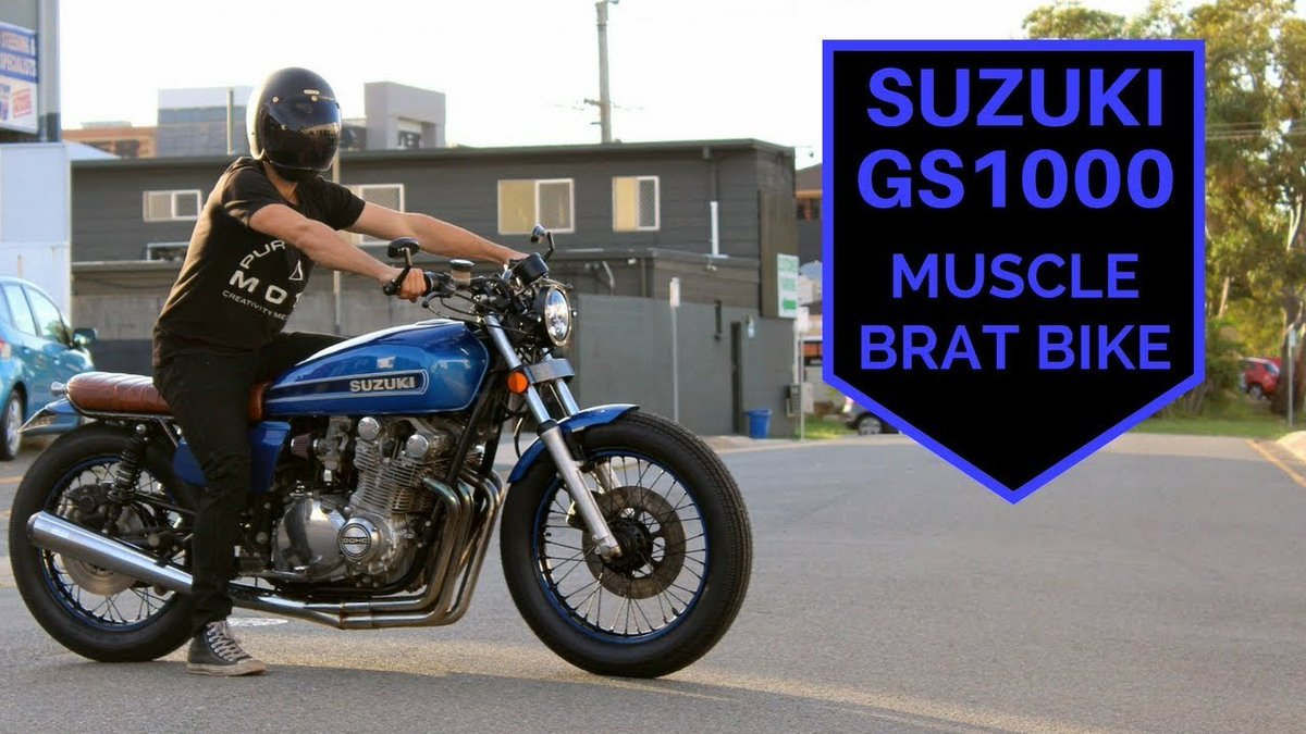 Motorcycles Japan Pa Twitter Suzuki Gs1100 Cafe Racer Build Some Kind Of Monster This Bike Turned Out Great Better Than I Could Have Dreamed For Motorcycle No 135 Gs1100 Gs1000