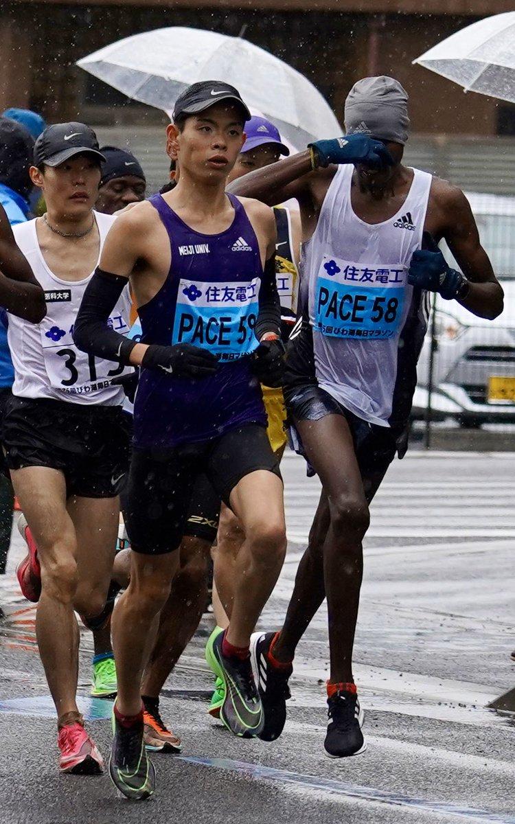 ペースメーカー マラソン