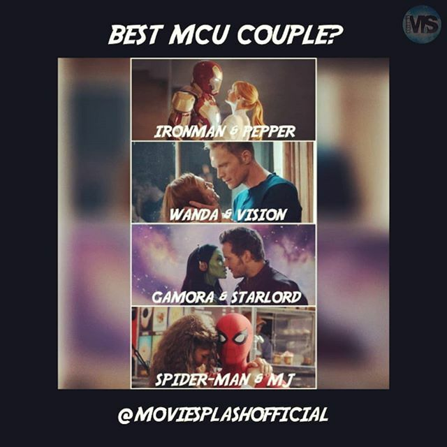 Who is your favorite pair? *** comment below and follow @moviesplashofficial *** #moviesplash #mcu #marvel #follow #followus #like #commentpic.twitter.com/QRMDvMy0Wg