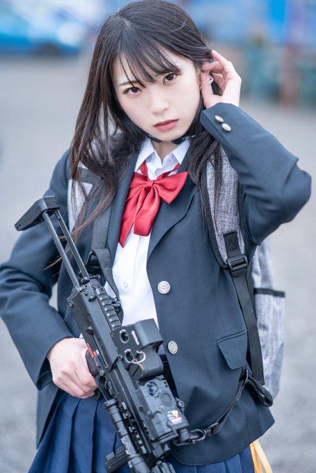 コスプレイヤー紅羽りおのTwitter画像32