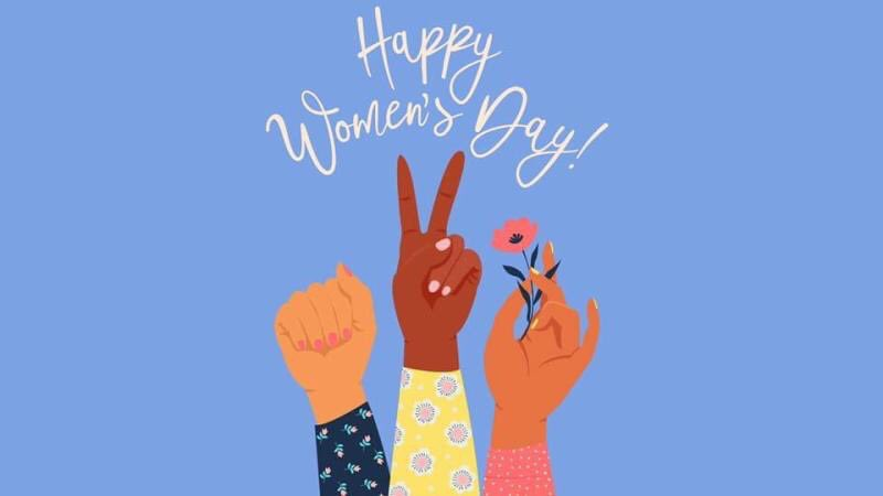 Happy international women's day! #IWD2020