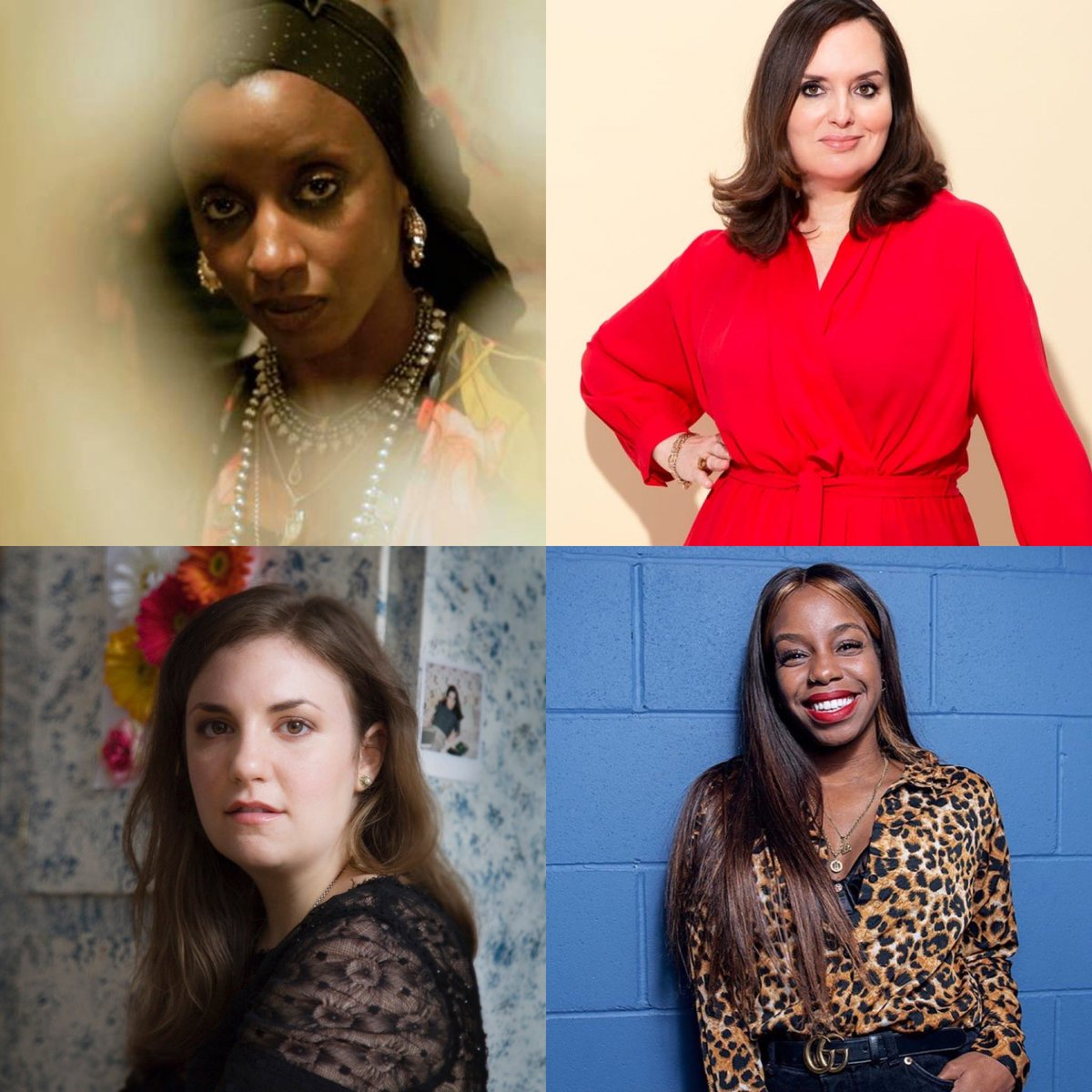 Happy #InternationalWomensDay! We are celebrating our favourite episodes from the past year! Listen to #talkart with creatives speaking about their work including #ZoeBedeaux, #DeborahFrancesWhite @GuiltFemPod, #LenaDunham @lenadunham and #LondonHughes @TheLondonHughespic.twitter.com/jXMFcPCz0W
