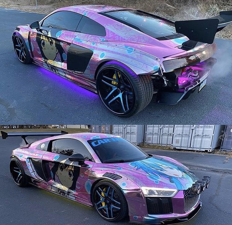 Rap Facts On Twitter Some Of Lil Uzi Vert S Custom Car Collection