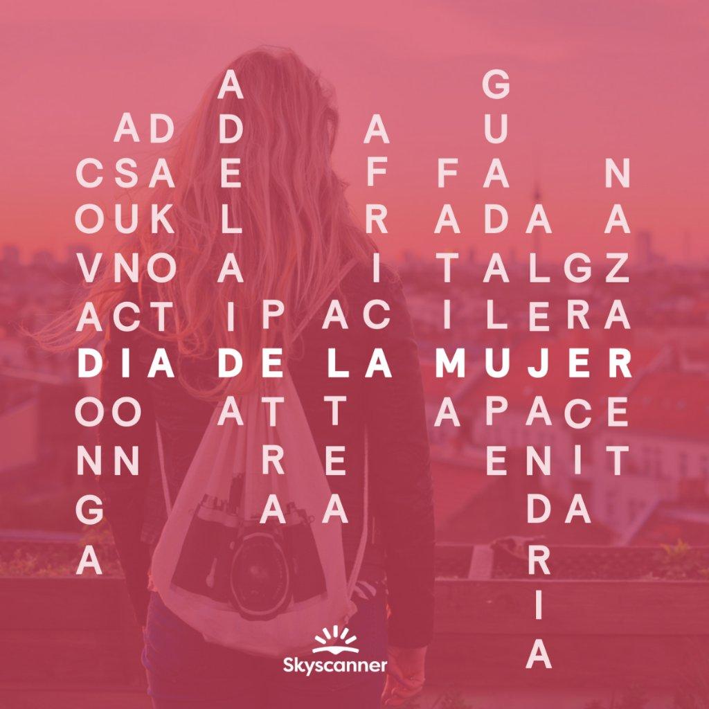 La Tierra tiene nombre de mujer 👩🌍  #DíaDeLaMujer #womensday #IWD2020 #EachforEqual  #8m #8Marzo https://t.co/pDqWrzi8x7