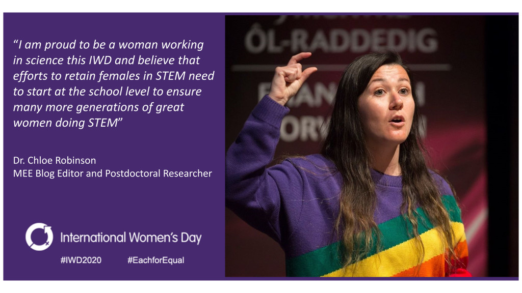 For #IWD2020, @cvrobinson92 looks into some initiatives aiming to retain girls in #STEM fields and highlights how far we have to go before girls and women are treated and represented equally in STEM:  http:// bit.ly/IWD20mee      #EachforEqual @geekyreality @shecanSTEM <br>http://pic.twitter.com/wjKa2ChXjl