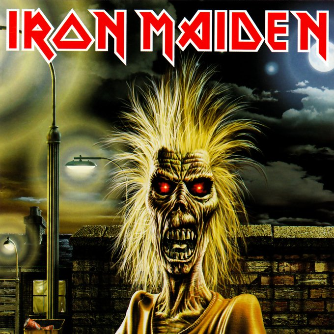 Prowler from Iron Maiden by Iron Maiden  Happy Birthday, Clive Burr