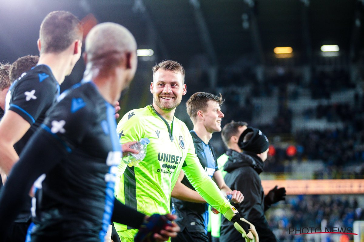 Derby win ✅ Top of the league ✅ 70 points ✅ One more game in our regular competion...🔜🔂💪🏻💙🖤 #BluvnGoan #NoSweatNoGlory #WeAreBruges #YNWA https://t.co/vo8q0HijQe