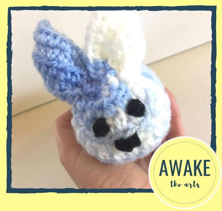 Crochet Amigurumi Large lop eared rabbit, lop eared bunny ... | 697x734