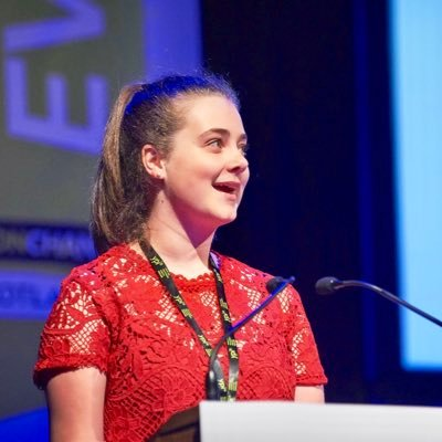 Abby Lang has continued to raise awareness for cardiac arrest deaths in young people, working with @CRY_UK. She has spoken at Holyrood about her work, named one of the top Health and Wellbeing Champions in Scotland and is now an @iwill_campaign ambassador @AbbyLang__ #IWD2020 https://t.co/68TOA8u4qM