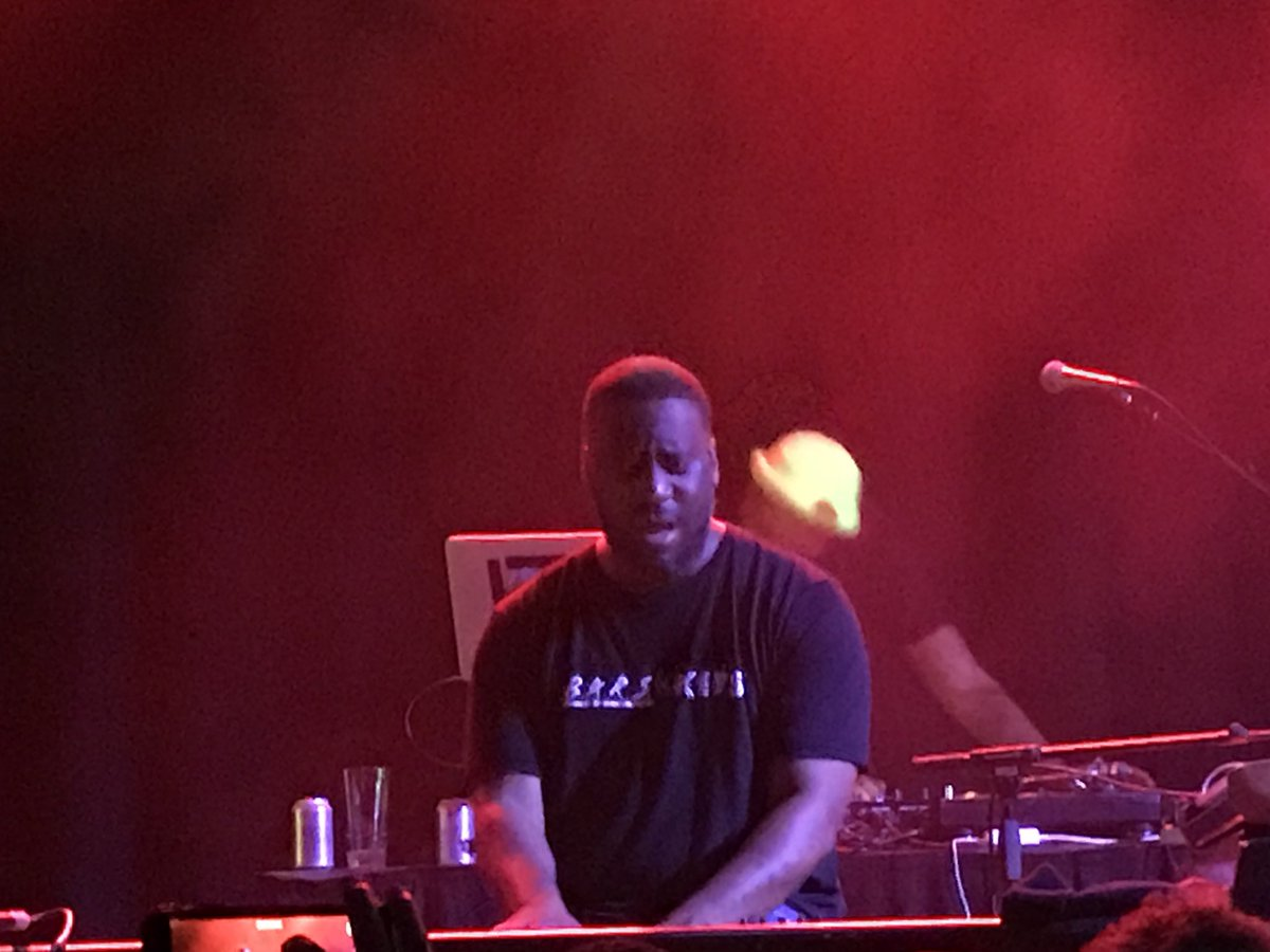 Still buzzing from the @robertglasper show at Lafayette last night with his lovely tribute to the late, great McCoy Tyner. RIP. https://t.co/i5MeRnQUmM