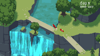 Spieletipp für den Sonntag   Rev by faxdoc - A small game about hunting animals while beeing a fox https://faxdoc.itch.io/revpic.twitter.com/9uGDwmkLDy