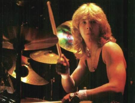 Happy birthday CLIVE BURR (1957 2013). Gone, but not forgotten!