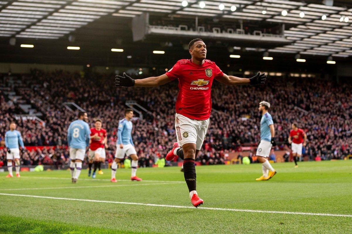 Xem lại bóng đá Man United vs Man City, Ngoại hạng Anh – 08/03/2020