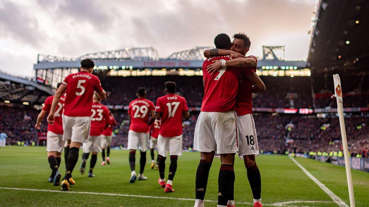 Xem lại Man United vs Man City Highlights, 08/03/2020