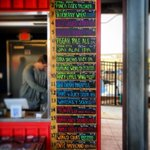 The ☀️ is out and the 🍻 are flowing at @gathergvl! Here's your draft list to get this Sunday Funday started!  #gathergvl #gbx #greenvillebeerexchange #craftbeer #localbeer #betterbeer #drinkingoutside #greenvillesc #yeahthatgreenville