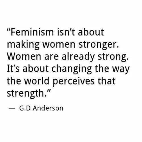 Happy International Women's Day #BeThemRaiseThem