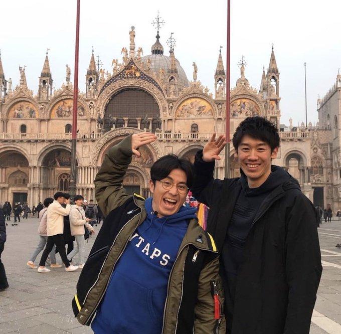 「オリエンタルラジオ藤森慎吾 ベネチア」の画像検索結果
