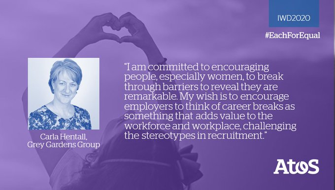 [#IWD2020] Read the inspiring story of Carla Hentall, Founder of Grey Gardens Group, and...