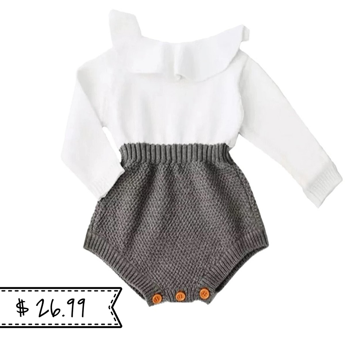 Knitted Longsleeves Playsuit  starting at $26.99 Shop Now https://shortlink.store/_AEQPLArq  #petitebello19 #babystyleguide #babygirl #babygirlclothes #babygirlfashion #trendybaby #trendybabyclothes #babyfashion #lifeofkids #childrenfashion #childrenstyle #kidstyle #kidsfashionpic.twitter.com/vOy2glKpcE