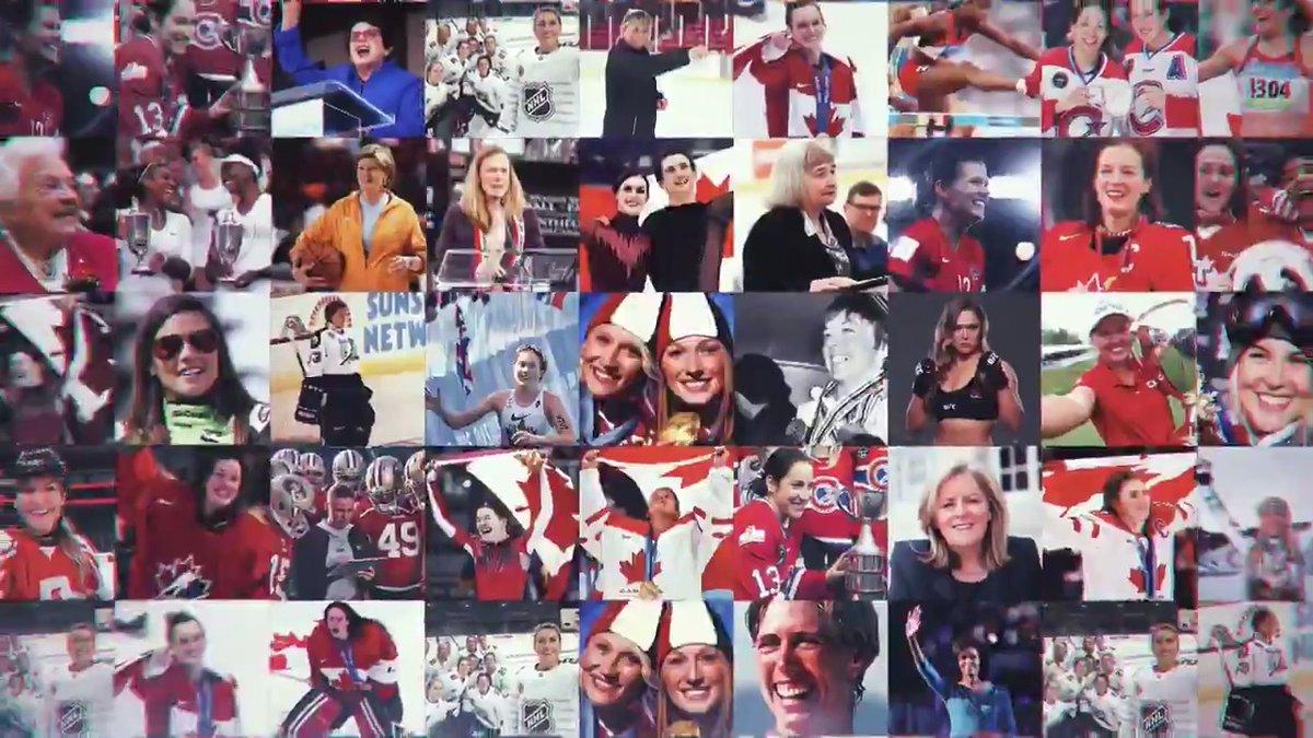 Equality isn't just a dream... It's a movement. #UnitedBySport | #IWD2020