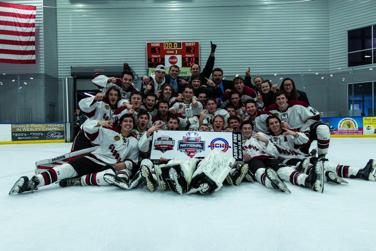 Cock Hockey is headed to Nationals