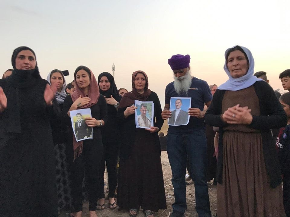 On #InternationalWomensDay don't forget the #Yezidi women of #Iraq who were enslaved by ISIS and suffered terrible & inhumane treatment for years ! #IWD2020 #InternationalWomenDay2020