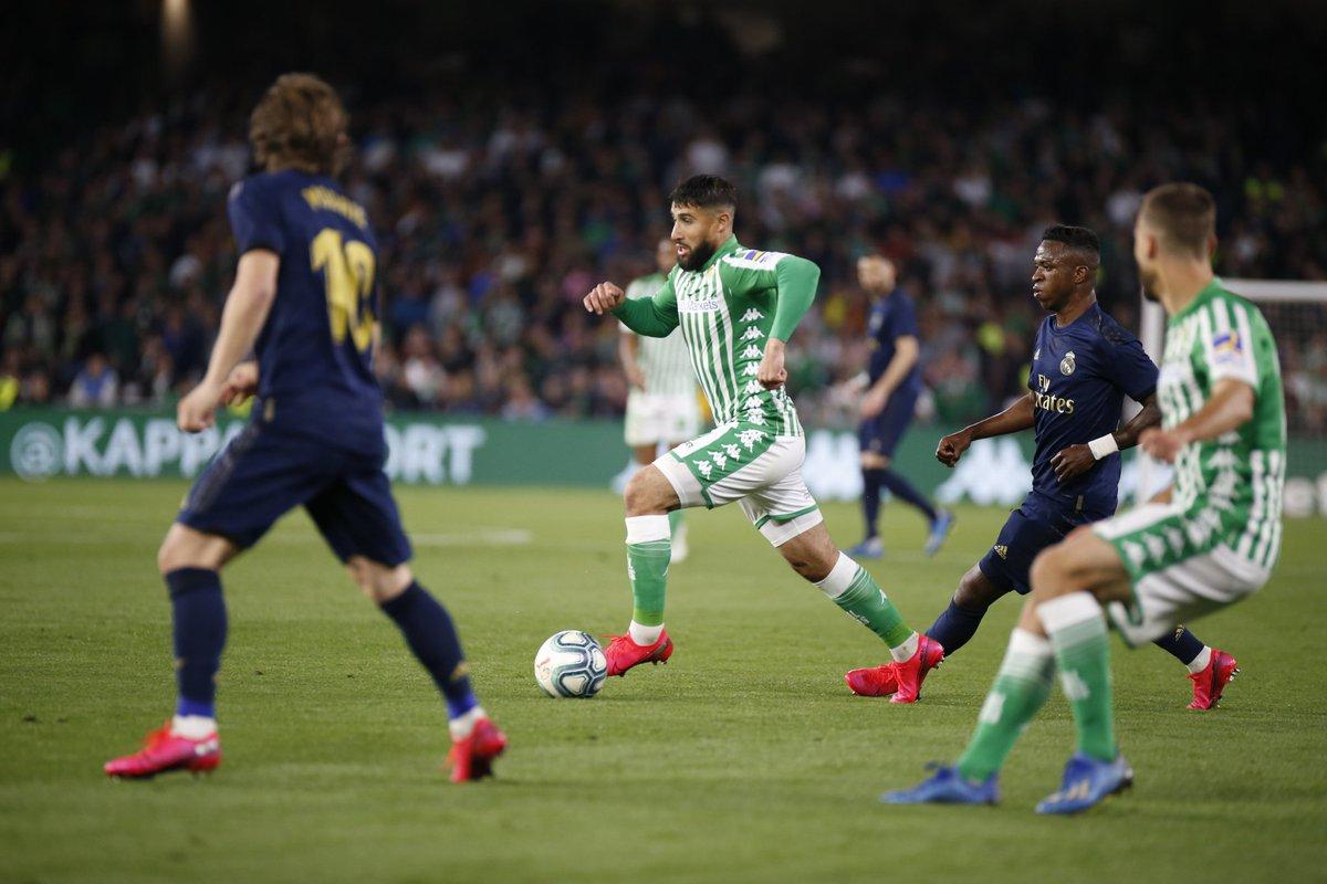 Betis vs Real Madrid Highlights, 8/3/2020
