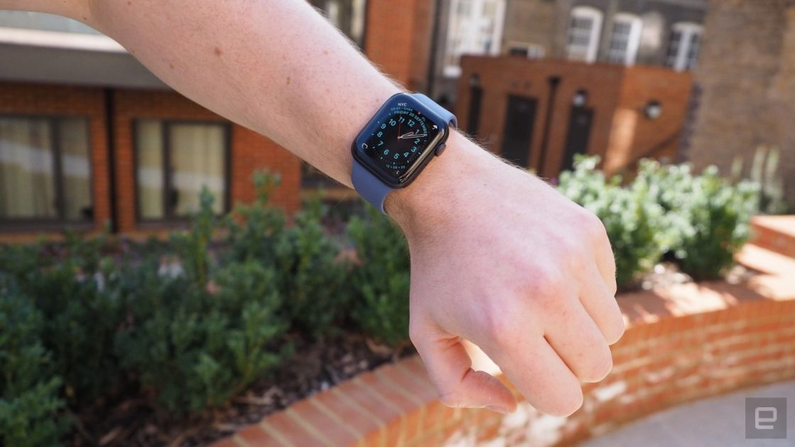 Apple Watch might detect your blood oxygen levels