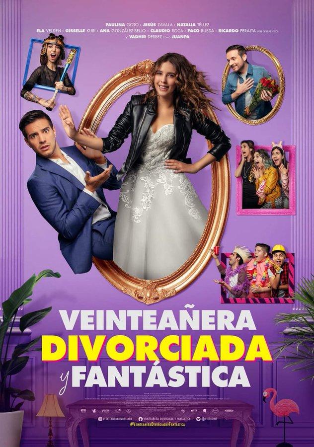 Regalos: Ve a la premiere de Veinteañera, Divorciada y Fantástica