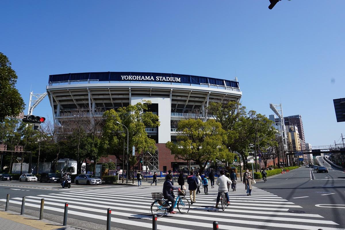 オリンピック 横浜 スタジアム
