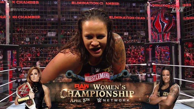 Definida a oponente de Becky Lynch na WrestleMania 36
