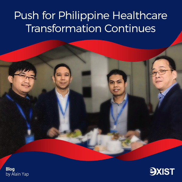 Exist joined the just concluded Hospital Modernization Summit series in its latest stop in Manila last February 20, 2020, at the Sofitel Philippine Plaza Manila.  Read more here: https://t.co/mSo0EnRe6q https://t.co/LX7qfIR38o