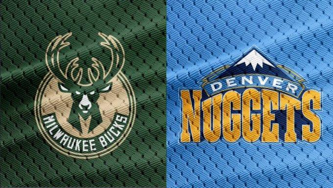 【NBA直播】2020.3.10 09:00-公鹿 VS 金塊 Milwaukee Bucks VS Denver Nuggets LIVE