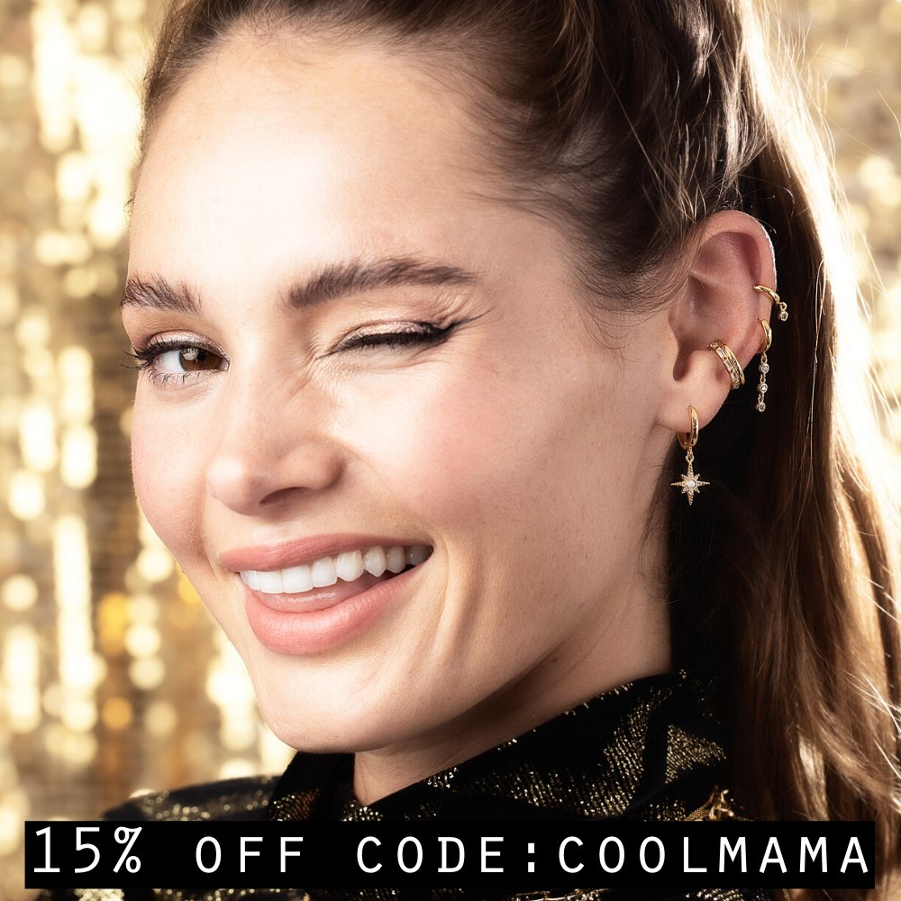 15% off all orders with this code COOLMAMA Monday 9th and Monday 16th March. (Mothers Day is on Sunday 22nd). Of course you could treat yourself too, for any darn reason . #recycledsilver #huggiehoops #mothersday #starburst #code #jewellerysale #freeukdelivery  #smallbusinesspic.twitter.com/R9EPpU2QV5