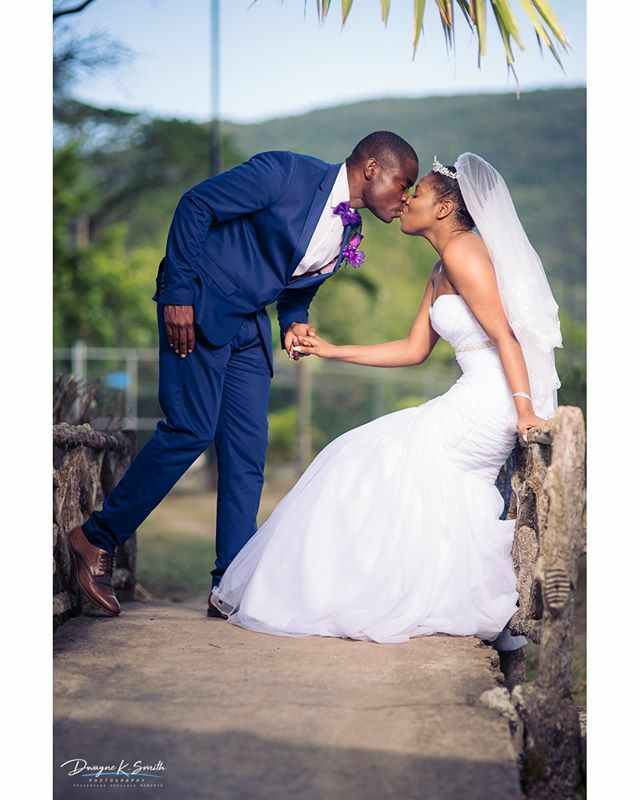 """""""The highest happiness on earth is the happiness of marriage."""" . . . .  #weddings #jamaicanwedding #weddingsja #traditionalwedding #weddingsinjamaica #jamaica #caribbeanwedding #weddingchapel #weddingcouple #weddingportrait #brideandgroom #dksp #dwayneks… https://t.co/KKhpxvCIzc https://t.co/oMs3529Fgf"""
