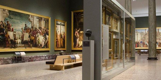 Sala 9 della Pinacoteca-