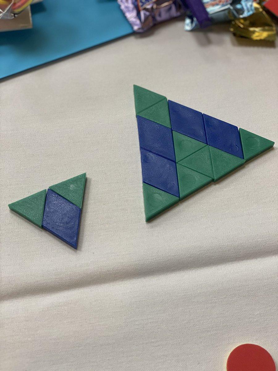 Is 1/2 always 1/2? 🤔 #ConceptualMath #fractions @srrhod @AllisonCrisher @hand2mind