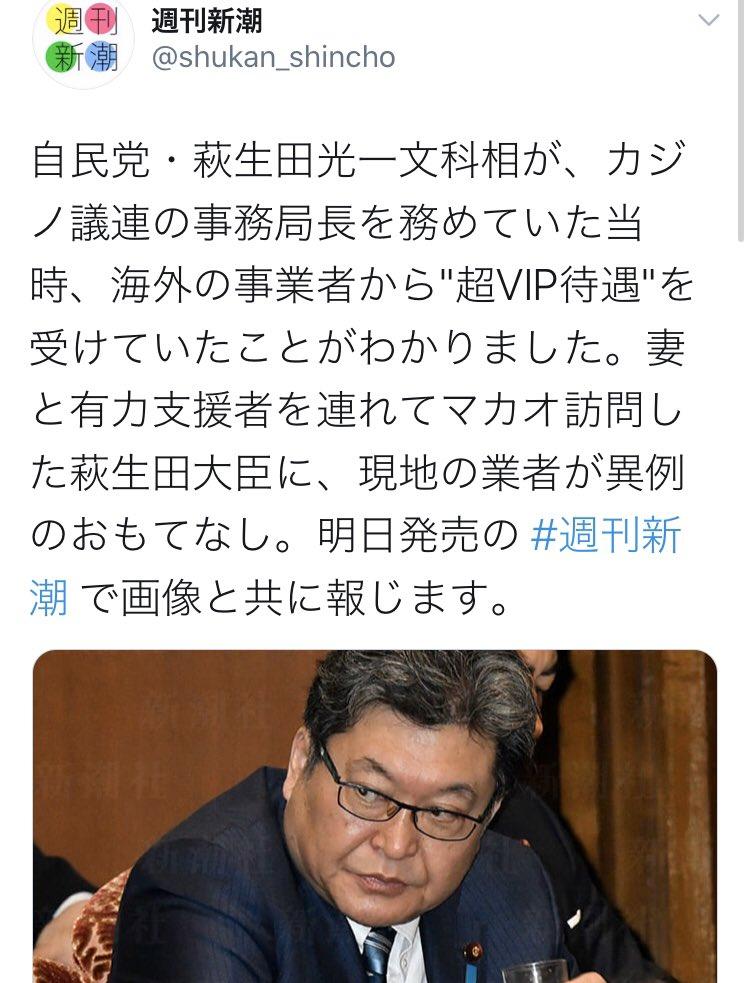 大臣 科学 羽生田 文部
