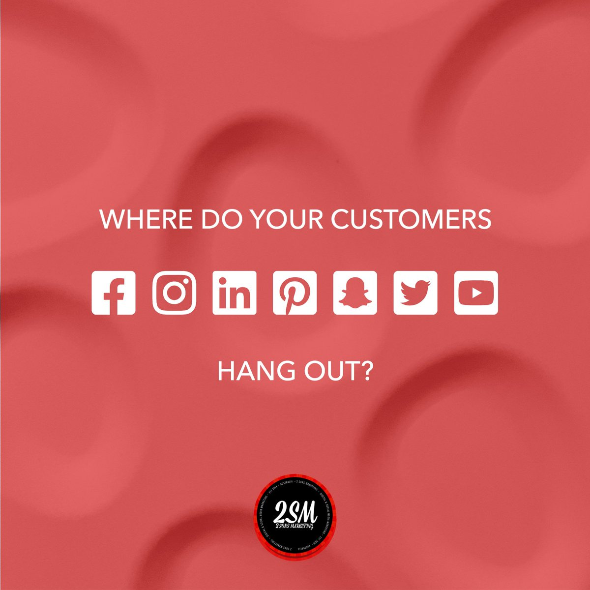 Once you know where your customers hang out, you can create content specific to that profile and engage them #socialmedia #sydneysocialmedia #sydneybusinesspic.twitter.com/jeutTAIP2o