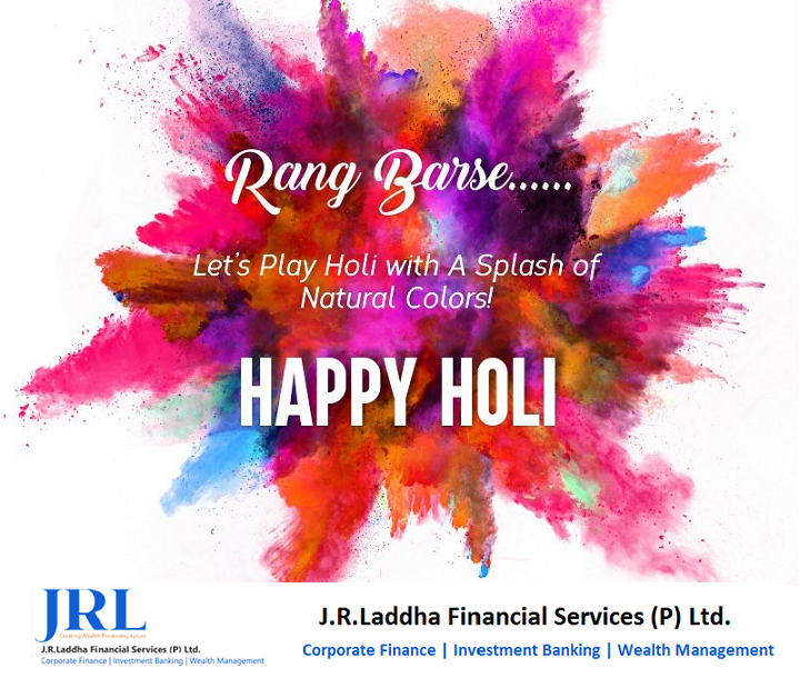 Wishing Everyone a Very Bright, Colorful and Joyful Holi! #holi #wishes #happyholi #colorful #joyful #bright #india #festival #HoliFestival https://t.co/ghiD5uXrwK