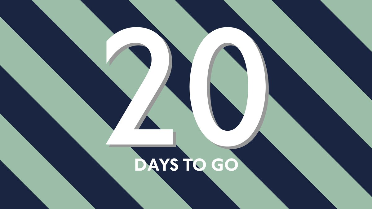 2⃣0⃣ days to go    Sunday 29th March 3.44pm - The Women's Boat Race 3.59pm - Osiris v Blondie Race 4.14pm - Isis v Goldie Race 4.44pm - The Men's Boat Race  #wheregreatnessmeets #theboatrace2020 #theboatrace https://t.co/N1vLDx9KSV