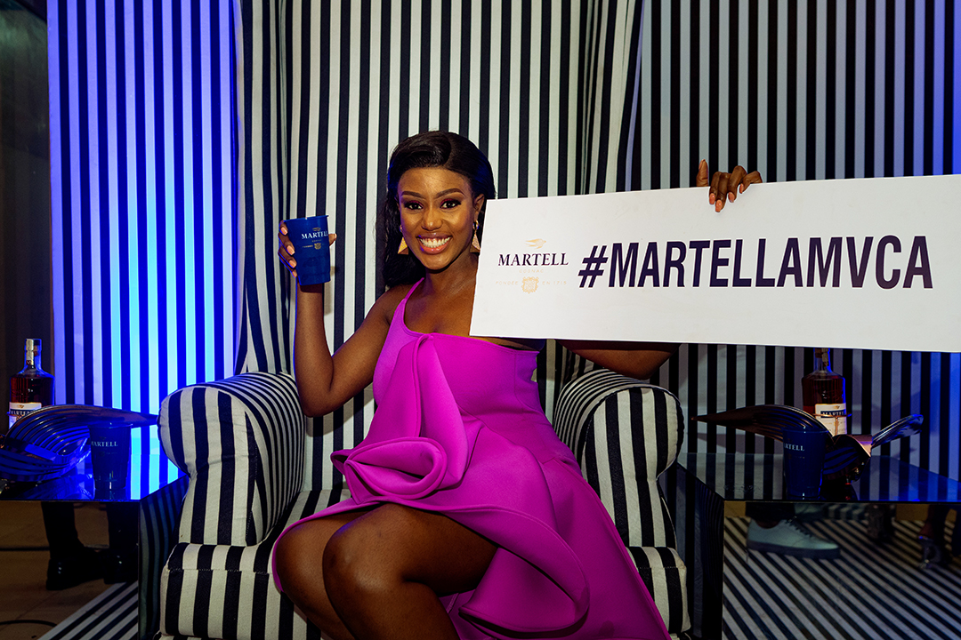 They brought the glam. We brought the Martell #MartellAMVCA https://t.co/tOXHjS1YDI