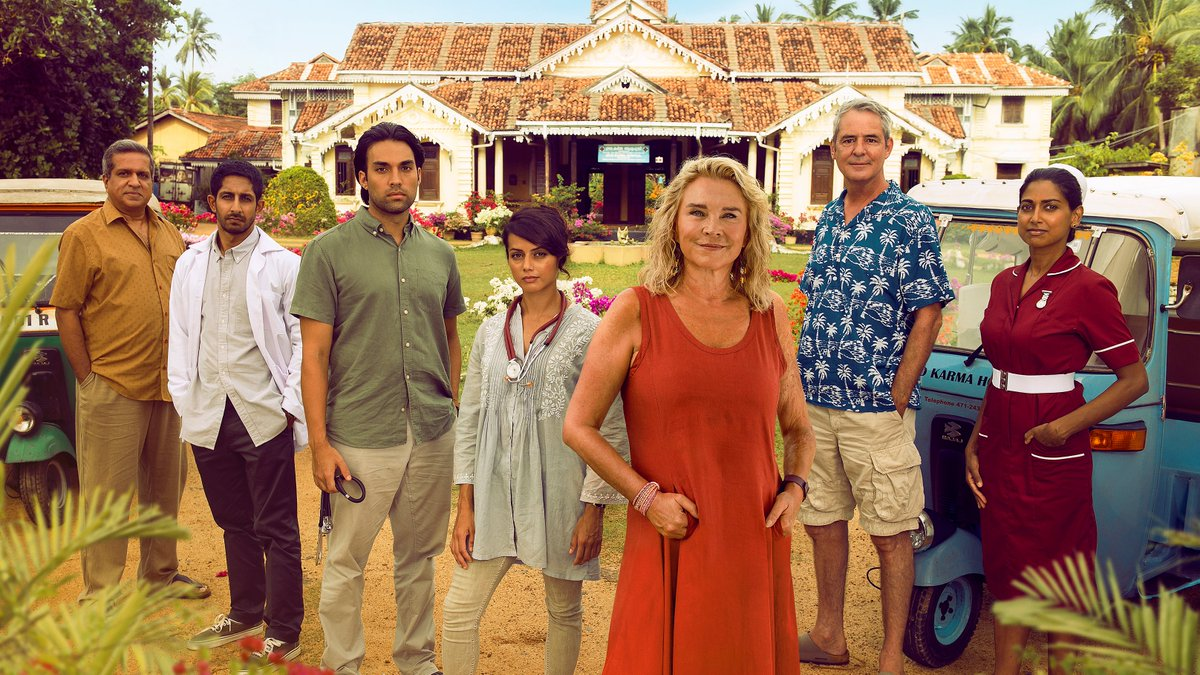 Put it in your diaries! The #GoodKarmaHospital returns on the 15th March at 8.00pm on @ITV https://t.co/d88akh3uyM