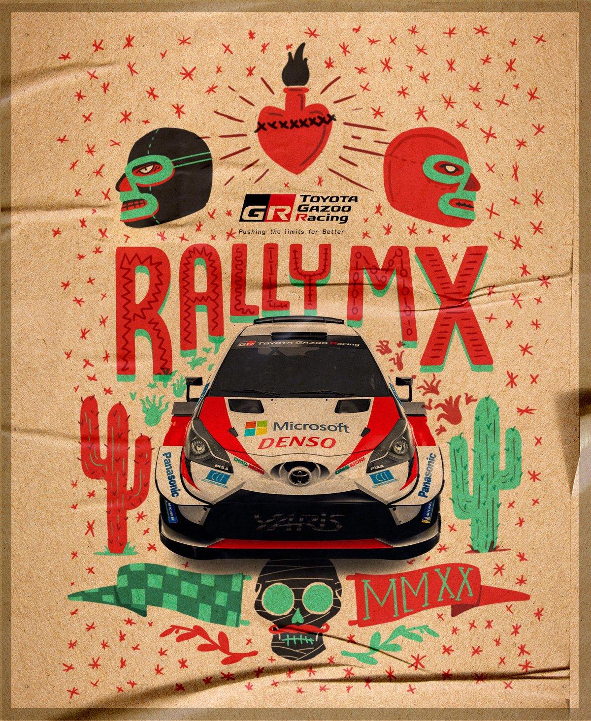 WRC: 17º Rallye Guanajuato Corona - México [12-15 Marzo] ESqkMpEXkAIRA_Q?format=jpg&name=large