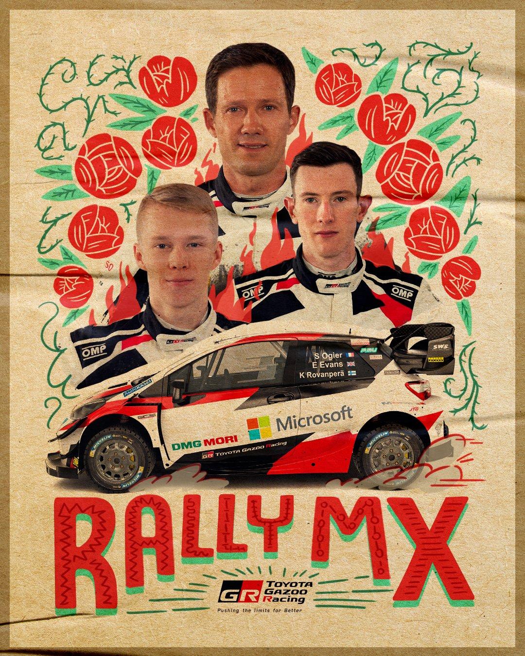 WRC: 17º Rallye Guanajuato Corona - México [12-15 Marzo] ESqkMpZXQAAzS0G?format=jpg&name=large